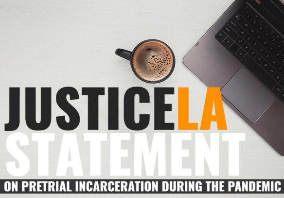 JLA Statement